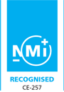 NMi Recognised CE 257